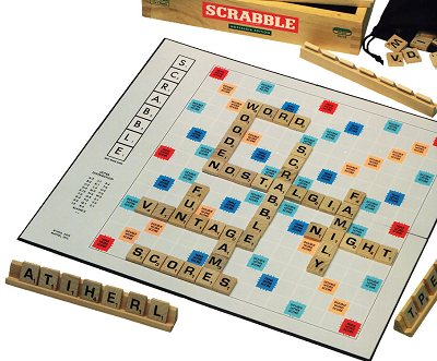Scrabble - Nostalgia edition