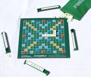 Travel Scrabble (English version)