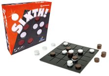 Sixth! (A.K.A. Six Making) - building strategy board game