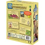 Carcassonne Expansion 3 - Princess and Dragon