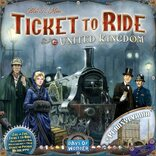 Ticket to Ride - UK (Expansion - requires USA or Europe base game)