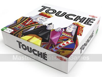 Touché - playing card board game
