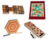 Ancient & Historical Board Games