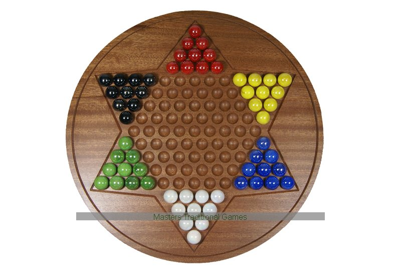 chinese checkers game how to play