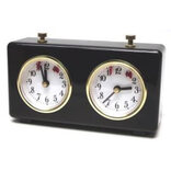 Black Plastic case Game Clock