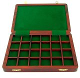Italfama Draughts Box with Wooden Draughts