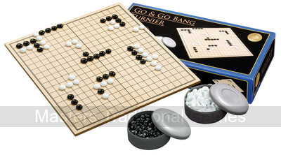 Go & Go Bang Tournament - Folding Board