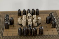 Hnefatafl - The Viking Game - Handmade Wooden Box Set