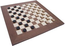 10 x 10 Draughts Sets (65cm)