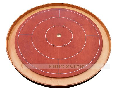 Masters Crokinole Tournament Board