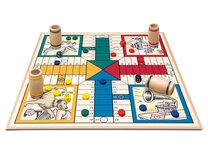 Parchis (Spanish Ludo - Traditional Style)