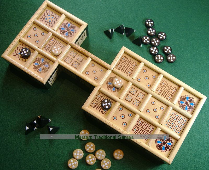 The Royal Game Of Ur Ancient Sumerian Oldest Board