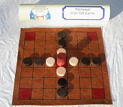 Irish Brandubh - replica Tafl game