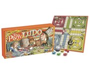 Tea-Party Ludo by House of Marbles