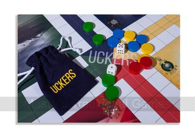 Uckers - Royal Marine Edition