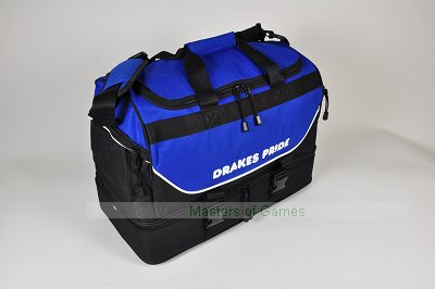 Drakes Pride Pro Maxi Bowls Bag - Black and Blue
