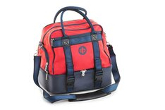 Drakes Pride Midi Bowls Bag - Red