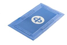 Regulation Bowls Foot Mats - Blue