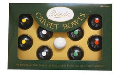 Set of 2.5 inch Banda Home Carpet Bowls