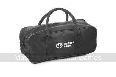 Drakes Pride 2 Bowl & Jack Bag - Black