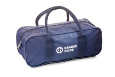 Drakes Pride 2 Bowl & Jack Bag - Navy