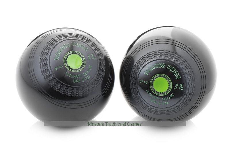Drakes Pride Crown Green Bowls High Amp Low Density Bowls