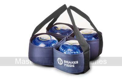 Drakes Pride 4 Bowl Carrier (Navy)
