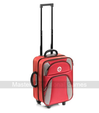 Drakes Pride High Roller Trolley Bag