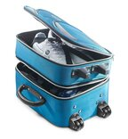 Drakes Pride Locker Trolley Bag - Holds 4 Bowls, Clothing / Shoes & Accessories