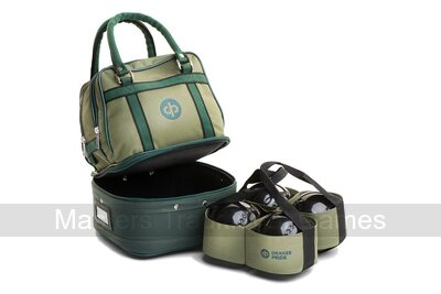 Drakes Pride Mini Bowls Bag (Green)