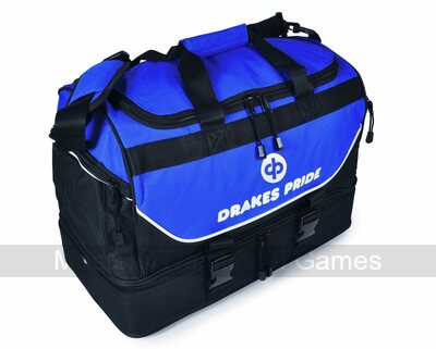 Drakes Pride Pro Maxi Bowls Bag - Royal Blue & Black