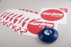 Kurling Golf Targets
