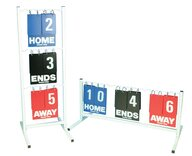 Upright Double Sided Scoreframe with numbers