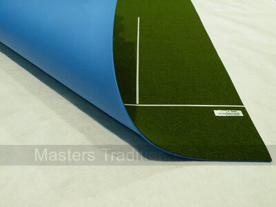 Verdemat Valuemat for Carpet Bowls
