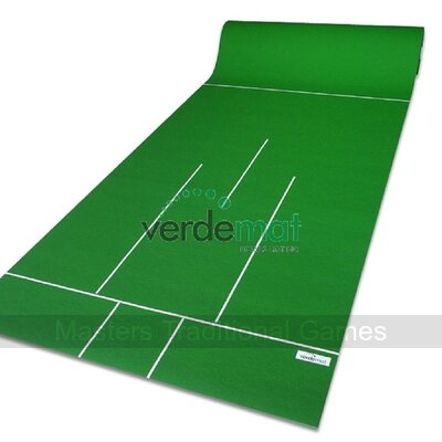 Verdemat Fast Carpet Bowls Mat (pre-marked)