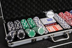 500 Piece Poker Chip Sets