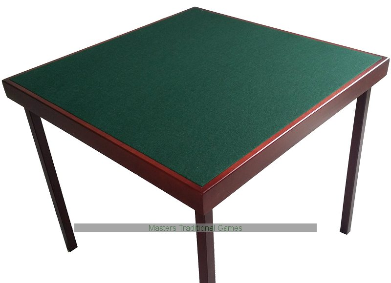Pelissier Club Bridge Table Felt Surface