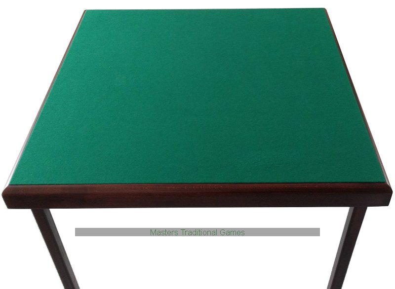 Pelissier Premier Bridge Table   Bridge Tables Folding Card Tables