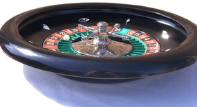Dal Negro Home Roulette Bundle - Bakelite Wheel