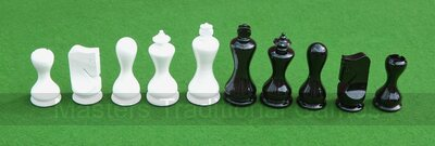 Italfama 'Elegant' Chess Pieces