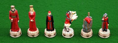 Historical / Famous Battle Chess Sets