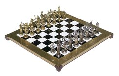 Manopoulos Greek Mythology Chess Set