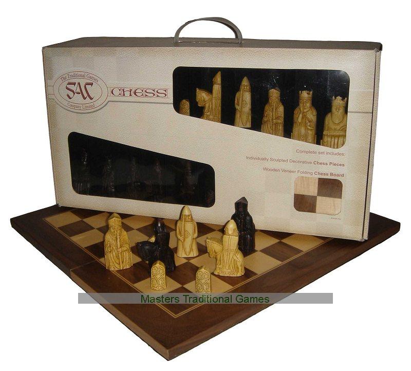 Lewis chess set quality lewis chessmen from sac - Lewis chessmen set ...