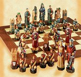 The Crusades Chess Set