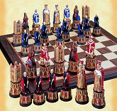 Canterbury Chess Set