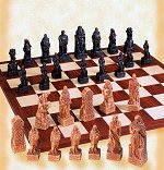 SAC Celtic Chess Set