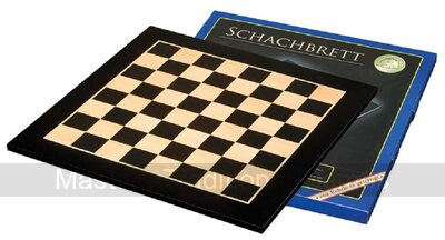 Sycamore and Maple Wood Chessboard - 55mm sqaures