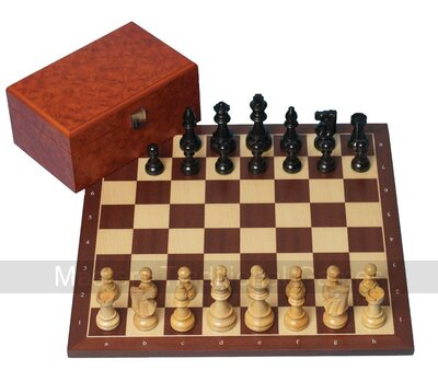 Classic Chess Combination (3.75 inch King)