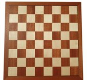 Dal Negro 35cm Chess & Nine Men's Morris Board (Dual Side)