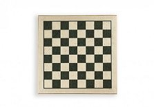 Inlaid Erable Chess Board (44cm + Edging) Green